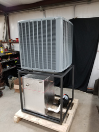 Commercial Budget Chiller