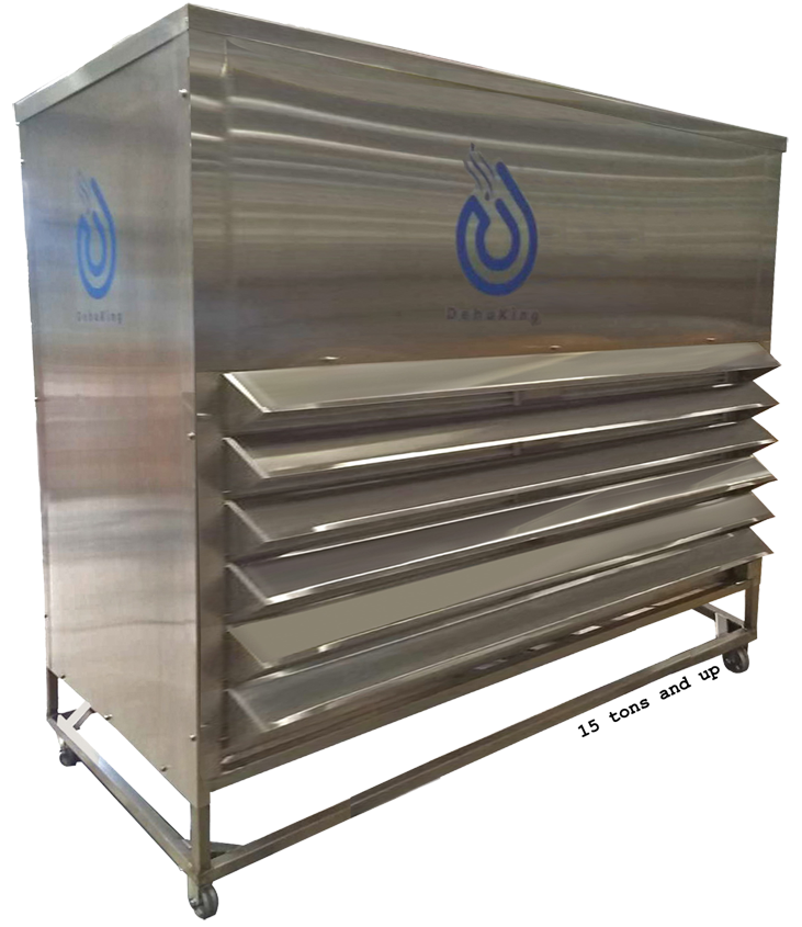 15 ton and up Dehumidifier